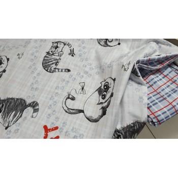 Детское постельное белье поплин Мейсон фото 1