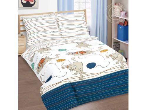 Детское постельное белье поплин Мягкие лапки Мягкие лапки от Комфорт Текстиль в интернет-магазине PannaTeks