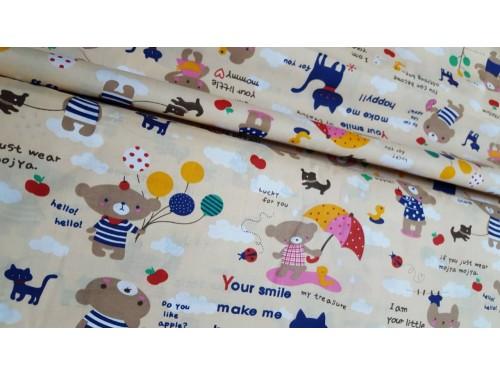 Детское постельное белье бязь Пикник Пикник от Комфорт Текстиль в интернет-магазине PannaTeks