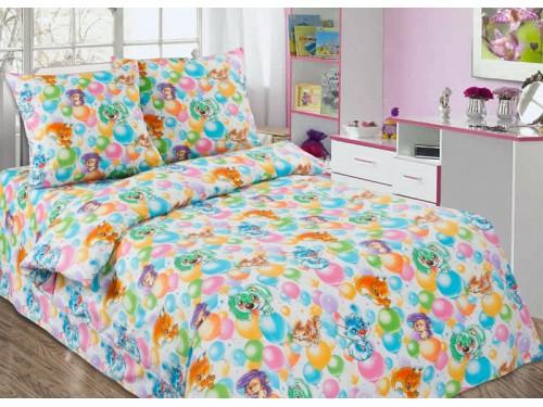 Детское постельное белье поплин Праздник Праздник от Комфорт Текстиль в интернет-магазине PannaTeks