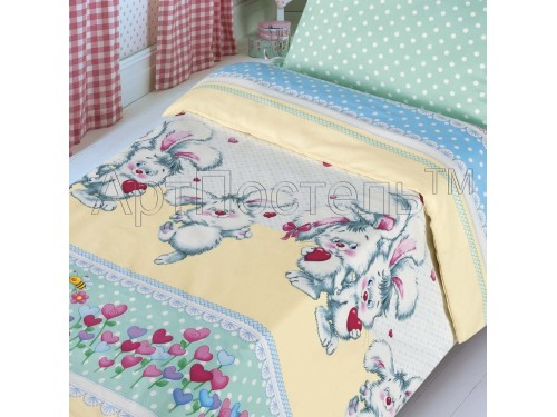 Детское постельное белье поплин Пушистик Пушистик от Комфорт Текстиль в интернет-магазине PannaTeks