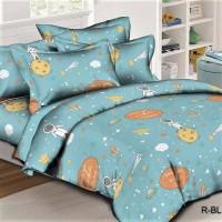 Детское постельное белье Космонавт ранфорс