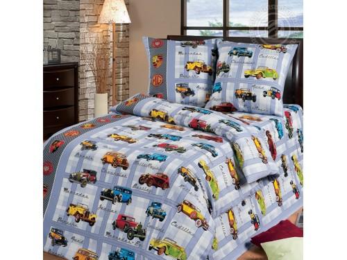 Детское постельное белье в кроватку бязь Ретро коллекция Ретро коллекция от Комфорт Текстиль в интернет-магазине PannaTeks