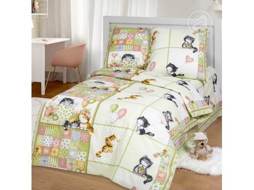 Детское постельное белье в кроватку бязь ГОСТ Шалунишки Шалунишки от Комфорт Текстиль в интернет-магазине PannaTeks