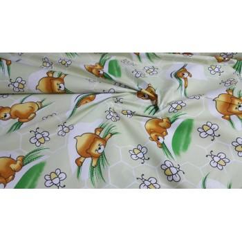Детское постельное белье в кроватку бязь Сладкоежка