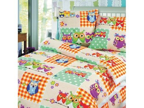 Детское постельное белье бязь Сова Соня Соня от Комфорт Текстиль в интернет-магазине PannaTeks