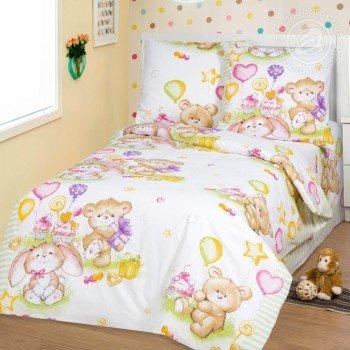 Детское постельное белье бязь Именины Именины от Комфорт Текстиль в интернет-магазине PannaTeks
