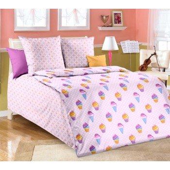 Детское постельное белье в кроватку бязь Лакомка Лакомка от Комфорт Текстиль в интернет-магазине PannaTeks