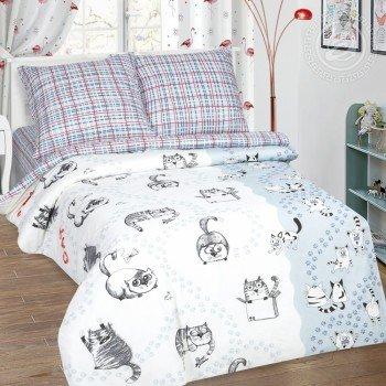 Детское постельное белье поплин Мейсон