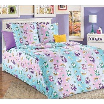 Детское постельное белье в кроватку бязь Млечный путь Млечный путь от Комфорт Текстиль в интернет-магазине PannaTeks