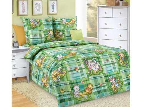 Детское постельное белье в кроватку бязь Затейники Затейники от Комфорт Текстиль в интернет-магазине PannaTeks