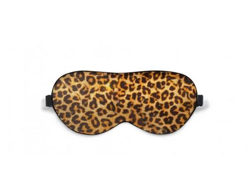 Маска для сна шелковая Леопард 5009 от Love You в интернет-магазине PannaTeks