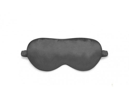 Маска для сна шелковая Чёрная 5007 от Love You в интернет-магазине PannaTeks