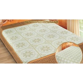 Стеганое покрывало - одеяло на диван евро 230х250 Марта, Украина, Love You