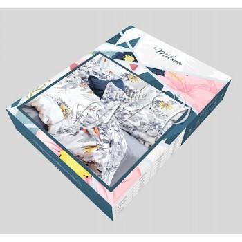 Комплект постельного белья бязь 6948-A-B фото 3
