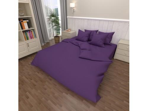 Комплект постельного белья бязь 17-3628-purple 3628 от NAZ textile в интернет-магазине PannaTeks