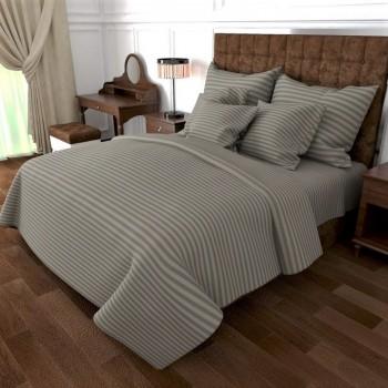 Комплект постельного белья бязь N-0905-grey 0905 от NAZ textile в интернет-магазине PannaTeks