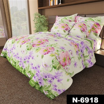 Комплект постельного белья бязь 6918 6918 от NAZ textile в интернет-магазине PannaTeks