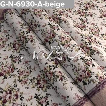 Комплект постельного белья N-6930-A-beige фото 1