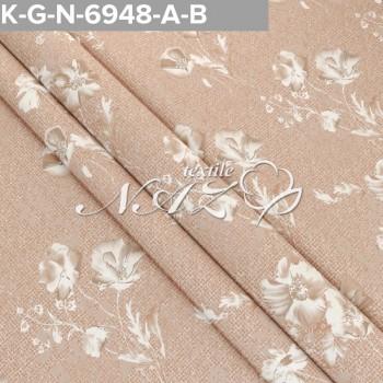 Комплект постельного белья бязь 6948-A-B фото 2