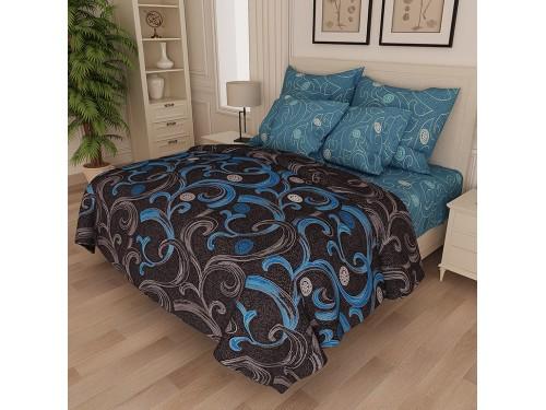 Комплект постельного белья бязь N-7032-A-B 7032 от NAZ textile в интернет-магазине PannaTeks
