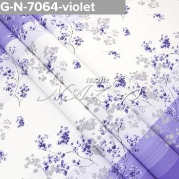 Комплект постельного белья 7064-violet фото 1