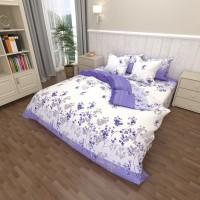 Комплект постельного белья 7064-violet