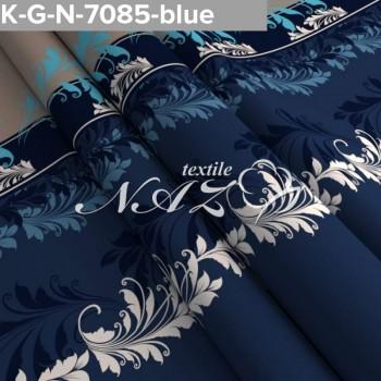 Комплект постельного белья бязь 7085-blue фото 1