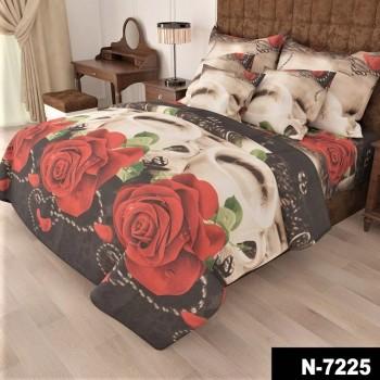 Комплект постельного белья бязь N-7225 7225 от NAZ textile в интернет-магазине PannaTeks