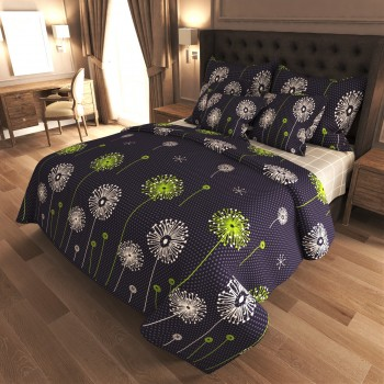 Комплект постельного белья бязь 7232-A-B 7232 от NAZ textile в интернет-магазине PannaTeks