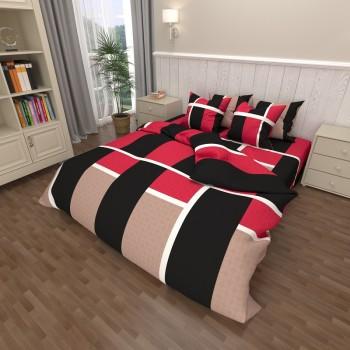 Комплект постельного белья N-7256 7256 от NAZ textile в интернет-магазине PannaTeks