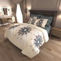 Комплект постельного белья N-7304-A-B