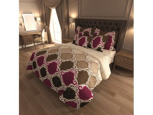 Комплект постельного белья N-7424-A-B 7424 от NAZ textile в интернет-магазине PannaTeks
