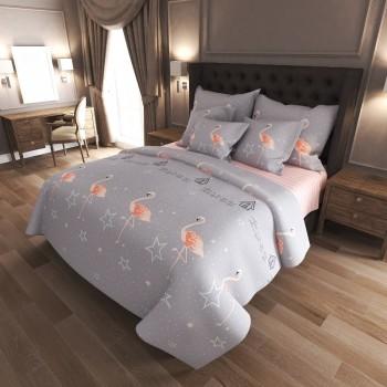 Комплект постельного белья N-7452-A-B 7452 от NAZ textile в интернет-магазине PannaTeks
