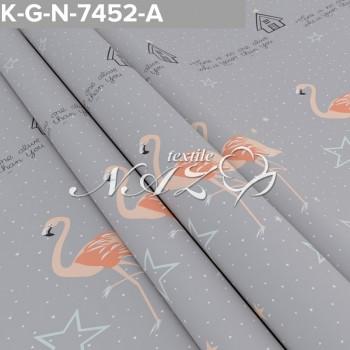 Комплект постельного белья N-7452-A-B фото 1