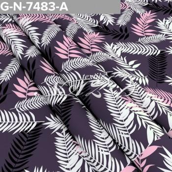 Комплект постельного белья бязь 7483-A-B фото 1