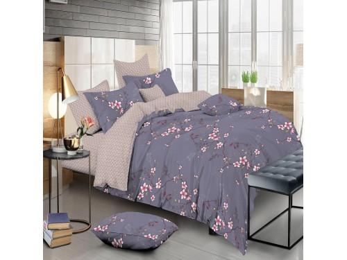 Комплект постельного белья бязь 7532-A-B 7532 от NAZ textile в интернет-магазине PannaTeks