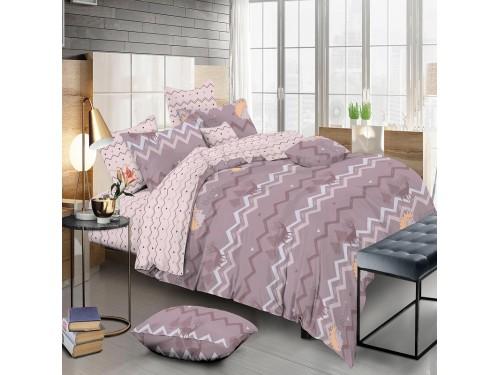 Комплект постельного белья бязь 7534-A-B 7534 от NAZ textile в интернет-магазине PannaTeks