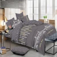 Комплект постельного белья бязь 7539-A-B