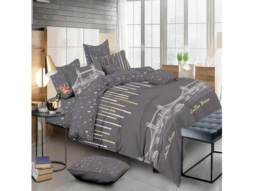Комплект постельного белья бязь 7539-A-B 7539 от NAZ textile в интернет-магазине PannaTeks