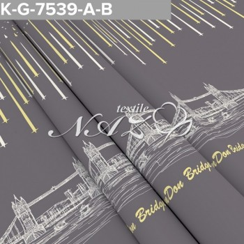 Комплект постельного белья бязь 7539-A-B фото 1