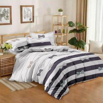 Комплект постельного белья бязь 7540-A-B 7540 от NAZ textile в интернет-магазине PannaTeks