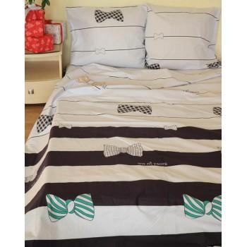 Комплект постельного белья бязь 7540-A-B фото 1