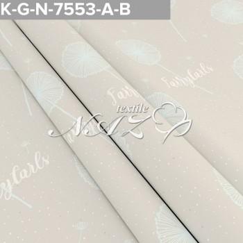 Комплект постельного белья бязь 7553-A-B фото 2
