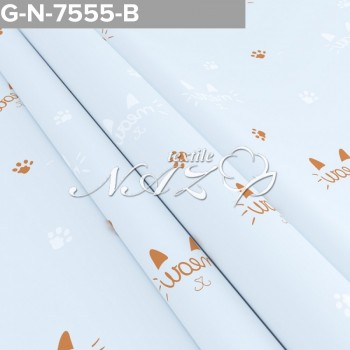 Комплект постельного белья бязь 7555-A-B фото 2