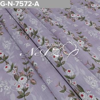 Комплект постельного белья бязь 7572-A-B фото 1