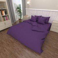 Комплект постельного белья бязь 17-3628-purple
