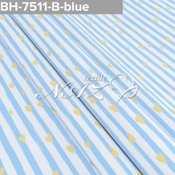 Детское постельное белье бязь Маленькие Пандочки 7511голубые фото 2