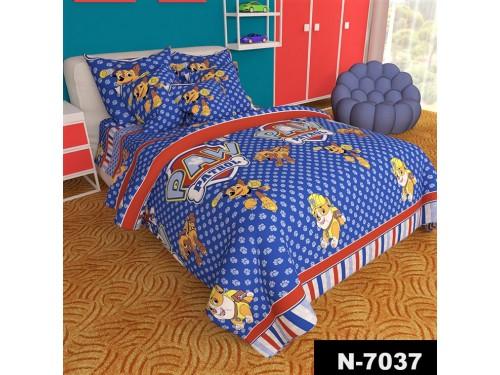 Комплект белья подростковый бязь N-7037 7037 от NAZ textile в интернет-магазине PannaTeks