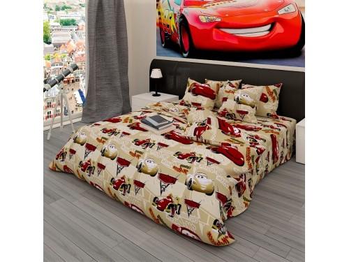 Комплект белья подростковый бязь 7608-beige 7608 от NAZ textile в интернет-магазине PannaTeks